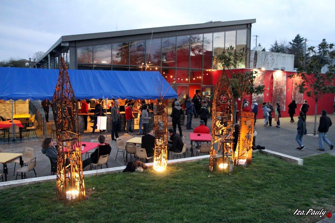 Ce festival de poésie et de créations contemporaines a lieu au début du mois de mars à Targon depuis 12 ans.